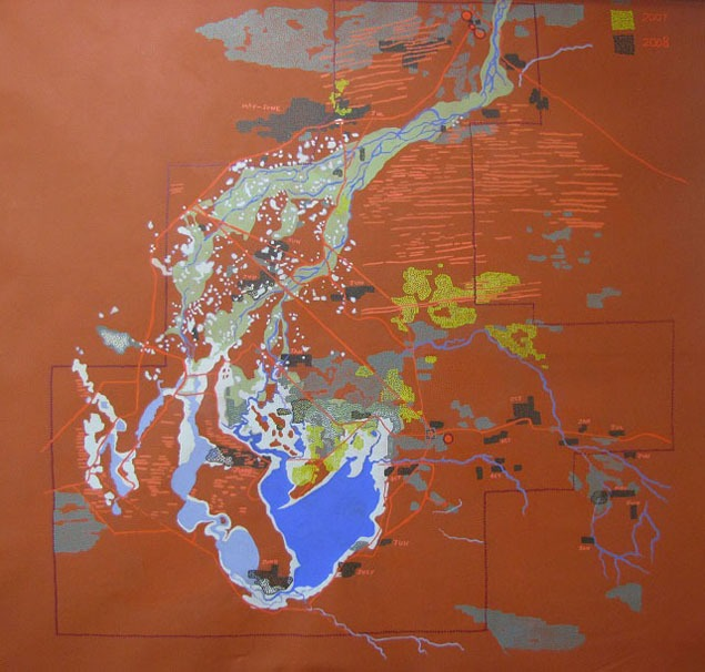 Travels in Australia: Paruku -- Part 3 of 6 | Nevada Museum of Art