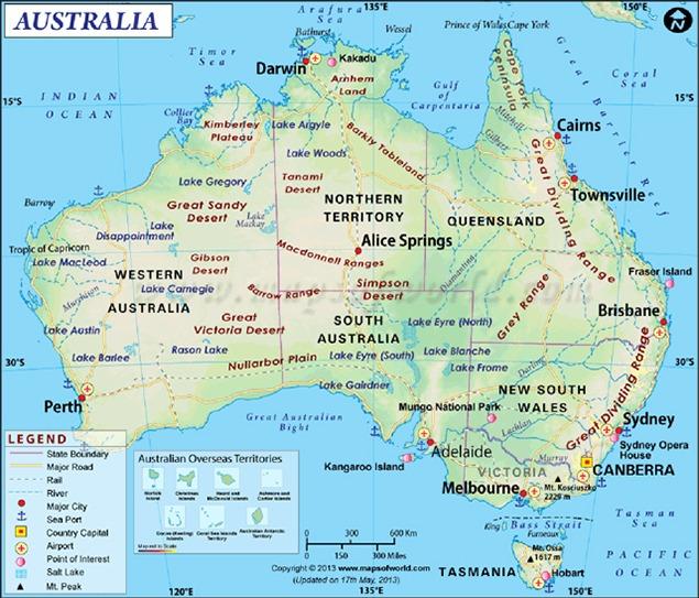 Map courtesy of mapsofworld.com.
