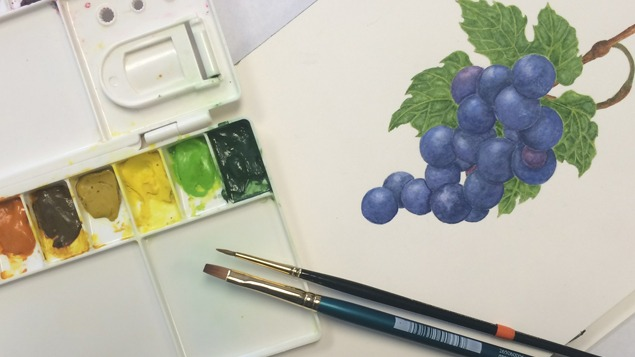 Watercolor: Open Studio