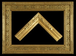 the nevada museum of art will retain five of drinkwines frames for permanent collection artworks that are badly in need of historically accurate frames - Museum Frames