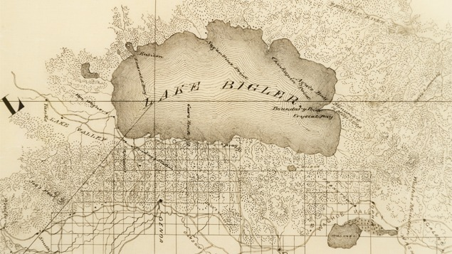 Bill Fox on Historical Mapping and Early Sketches of Lake Tahoe