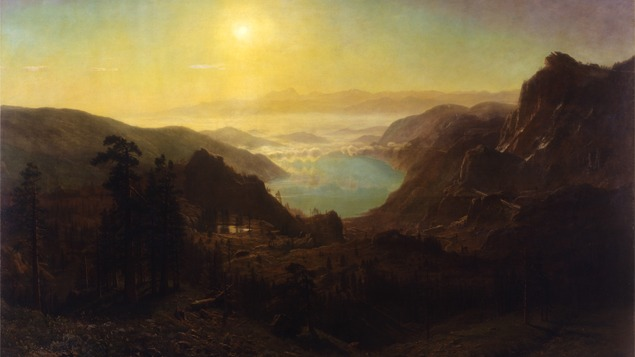 Alfred Harrison on Albert Bierstadt's Lake Tahoe Paintings