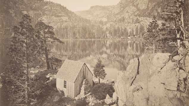 Colin M. Robertson on the Architectural Heritage of Lake Tahoe