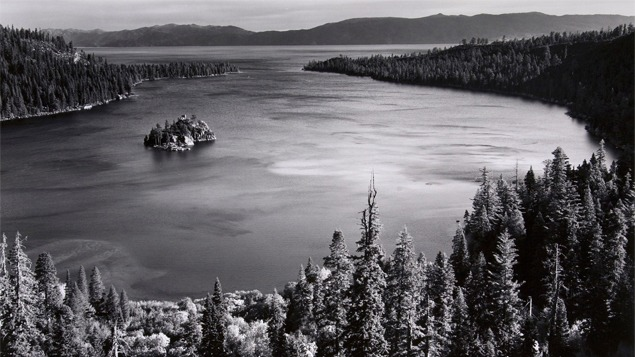 Curator Ann M. Wolfe on Early Lake Tahoe Photography