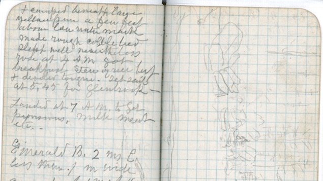 Michael Branch on John Muir's Tahoe Journal