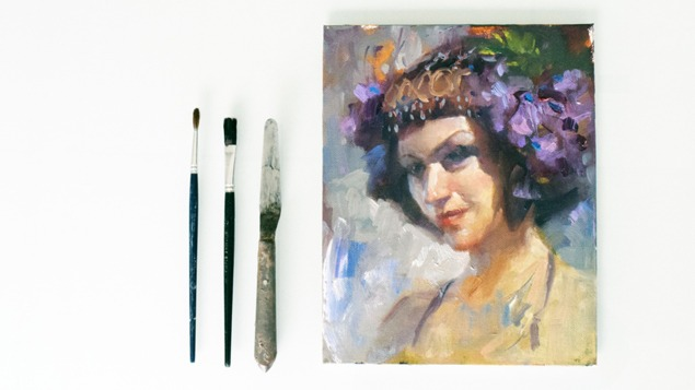 Painting Intensive: The Portrait in Oil or Acrylics