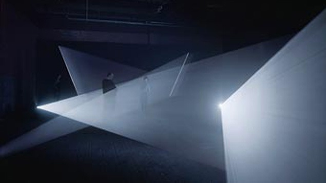 Artist Anthony McCall on Art in the Virtual Environment