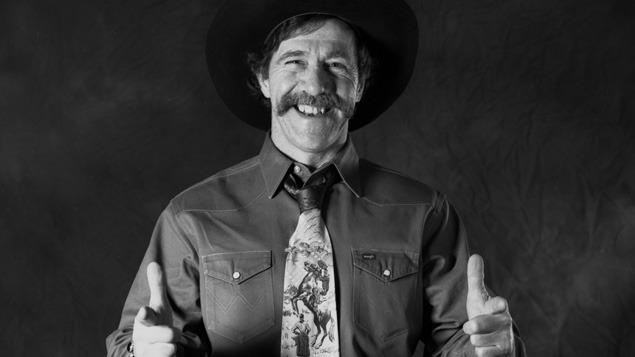 Rodeo Poet Paul Zarzyski: Steering With My Knees