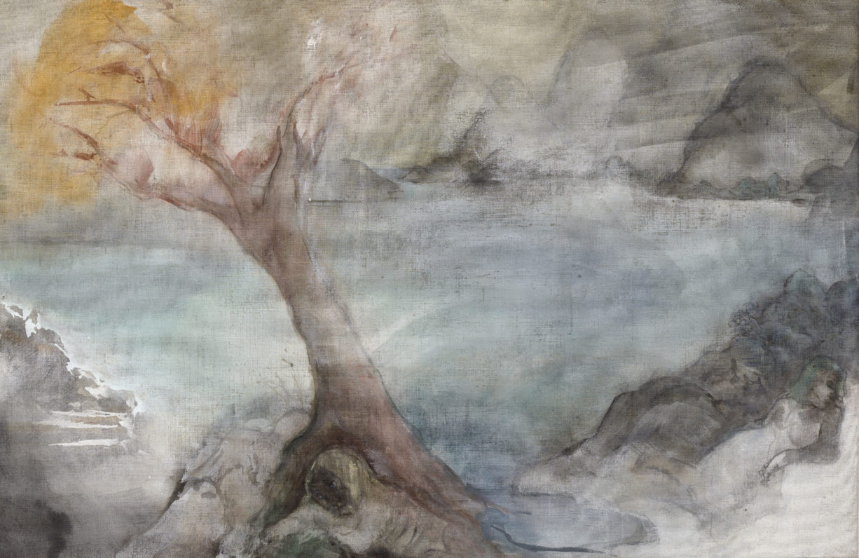 Leiko Ikemura on the Poetics of Form