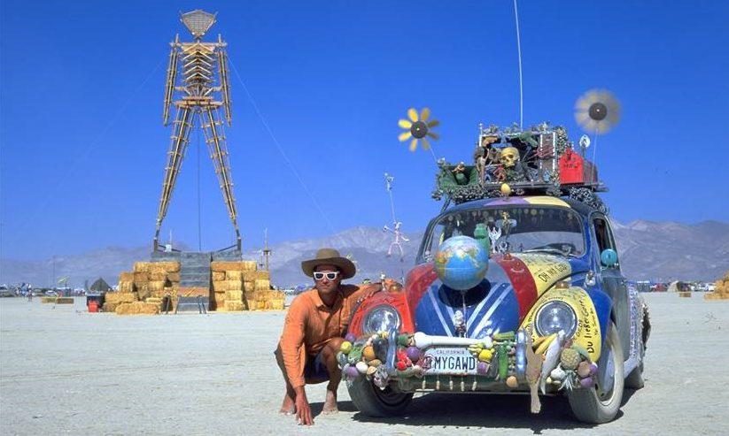 Harrod Blank in Conversation with Philo Northrup on Wild Wheels: Celebrating the Art Car