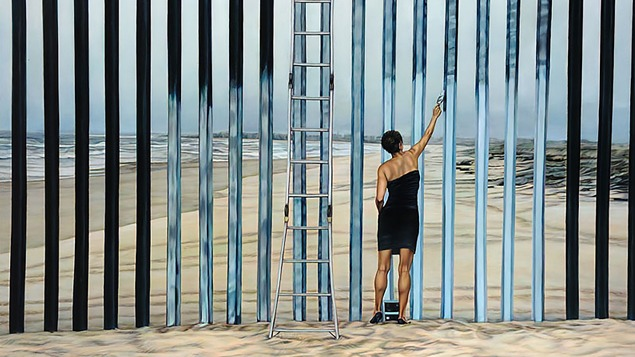 Navigating the Space Between Borders: A Panel Discussion featuring artist Ana Teresa Fernández