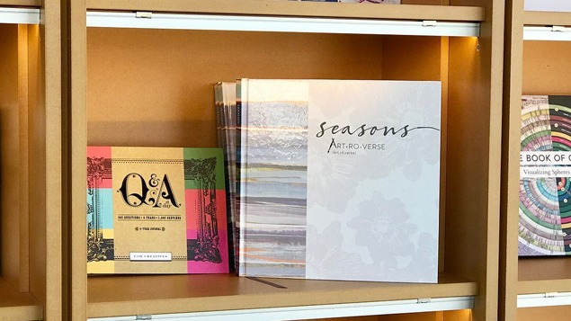 "Book Signing: ""Seasons,"" An Artroverse Work by Joan Davis and Tia Rancourt"