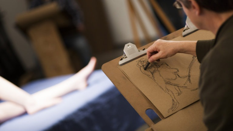 Life Drawing: Open Studio