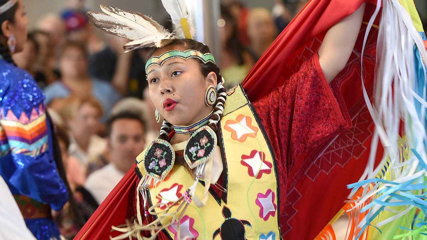 Reawakening the Great Basin: A Native American Arts and Culture Gathering