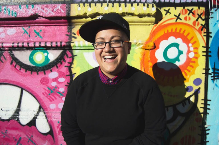 Nevada Humanities Literary Crawl Keynote: Inspiring Radical Creativity with Gabby Rivera