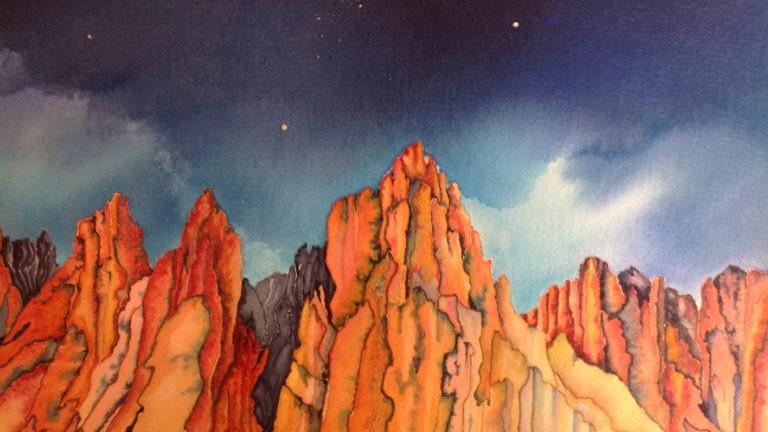 Watercolor: Open Studio