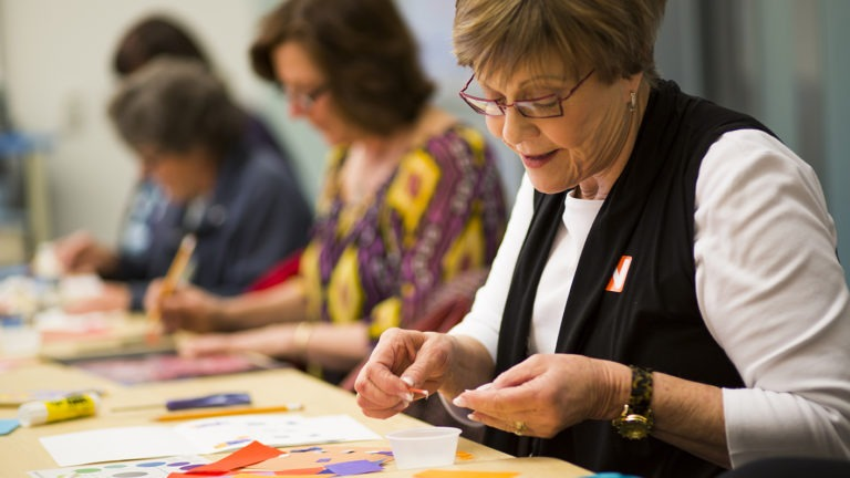 Art Afternoon: Workshop and Social for Seniors