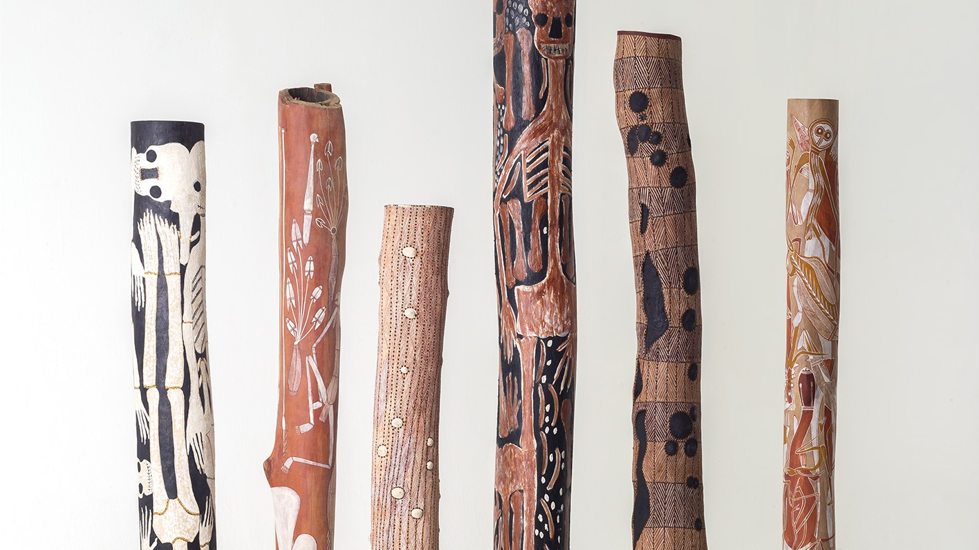 The Inside World: Contemporary Aboriginal Australian Memorial Poles – A Panel Discussion