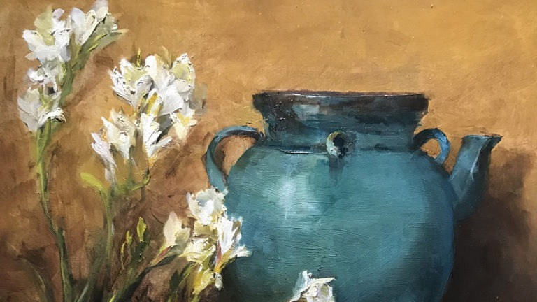Painting Techniques: The Still Life in Oil