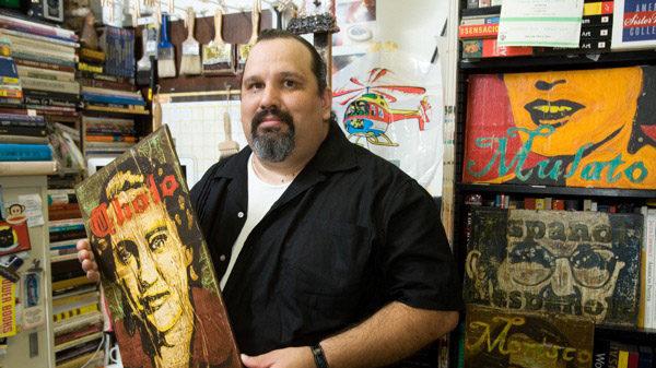 Artist Paul Valadez: Giving Away Lessons in Scorn