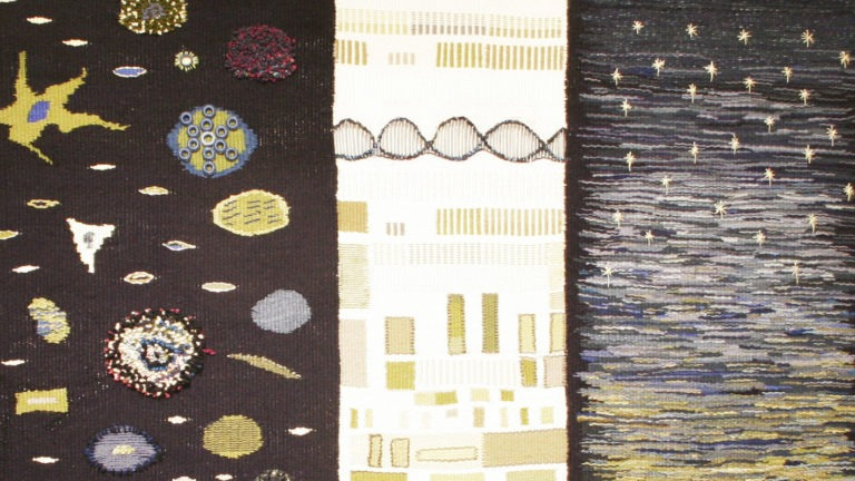 Spinning Yarn: Using Textiles as a Tool for Communication