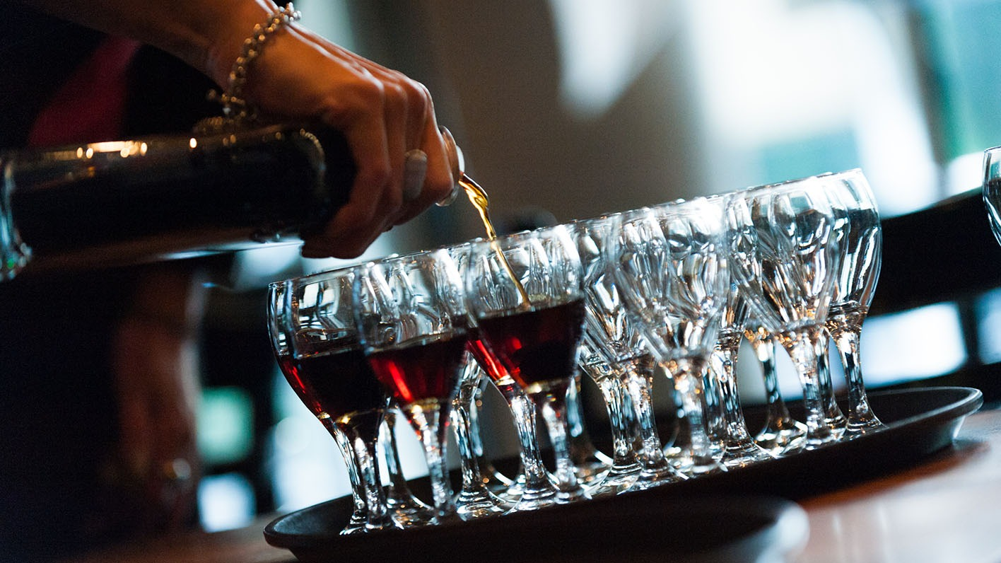 Chez Louie Cult Cab Wine Dinner with Southern Glazer's Wine & Spirits