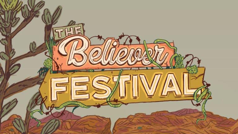 #NevadaArt at Believer Festival in Las Vegas