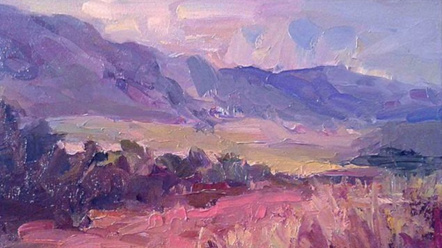 Painting Intensive: Landscapes from Photographs in Oil or Acrylic