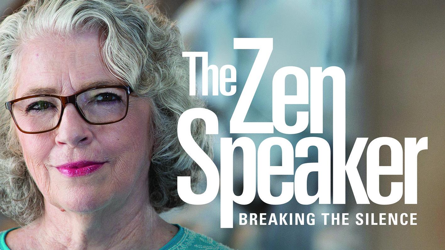 The Zen Speaker: Breaking the Silence