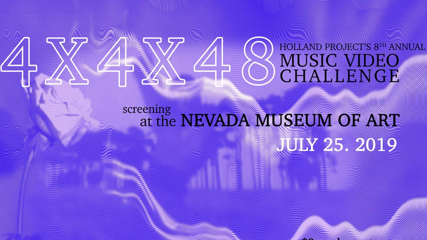 4x4x48 Music Video Challenge
