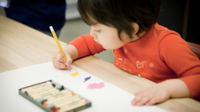 Growing Artist Series: Art Adventures for 2 – 6 years