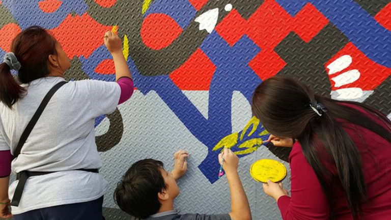 Sweat Equity and Public Art