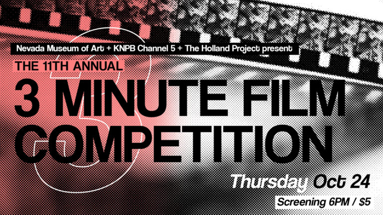 3-Minute Film Competition Screening