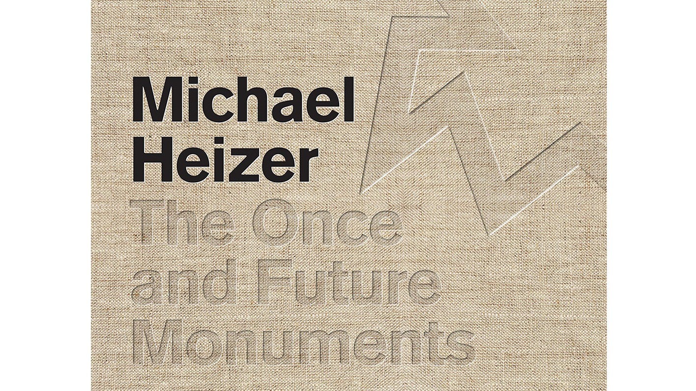 "William L. Fox on ""Michael Heizer: The Once and Future Monuments"""