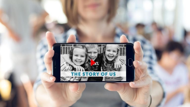 The Story of Us – Telling Your Family's Story with Your Smartphone
