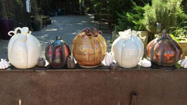 Ceramic Pumpkin Workshop