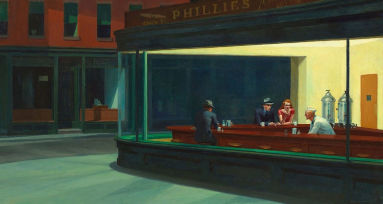 Edward Hopper: Drawing, Painting, Memory, Imagination
