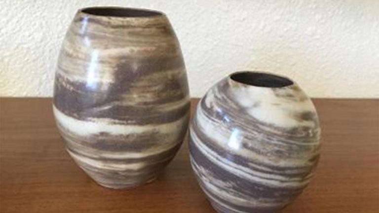 Ceramic Workshop: Marbled Clay