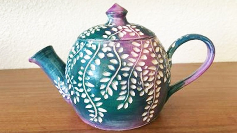 Ceramic Workshop: Teapots