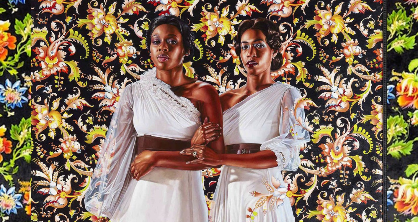 """""""Kehinde Wiley: An Economy of Grace"""""""