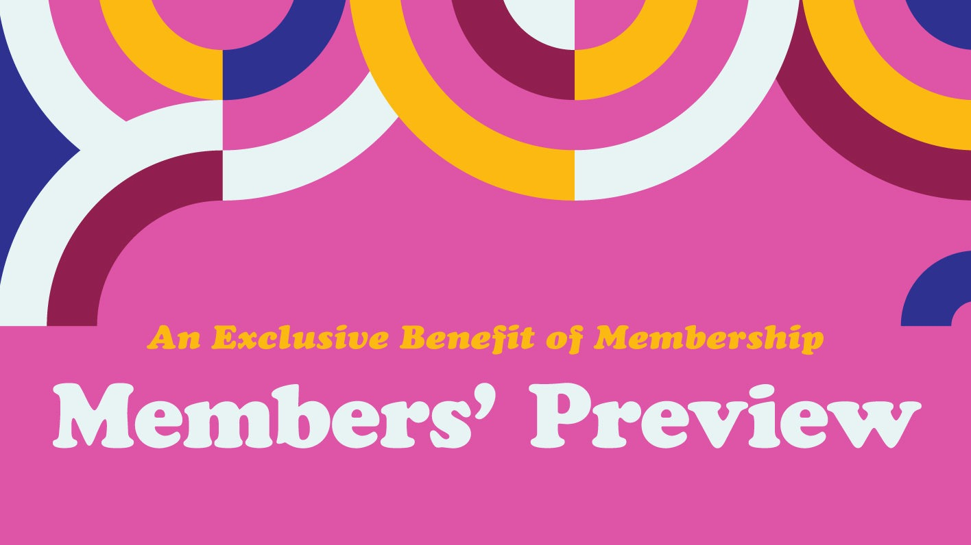 """Members' Preview: """"The World Stage"""" featuring Live Music by Só Sol"""