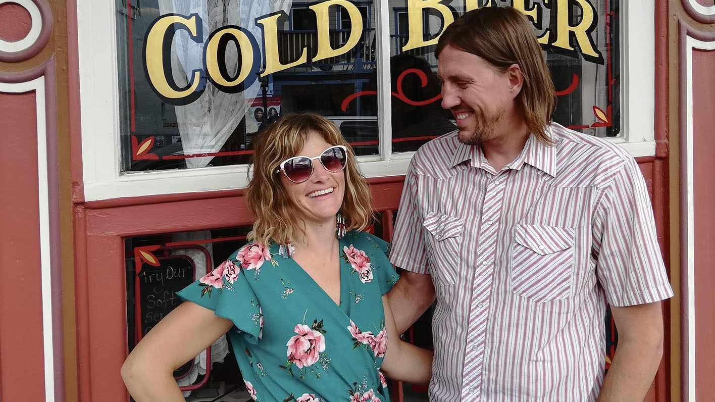 Virtual First Thursday: Jenni & Jesse of Dead Winter Carpenters