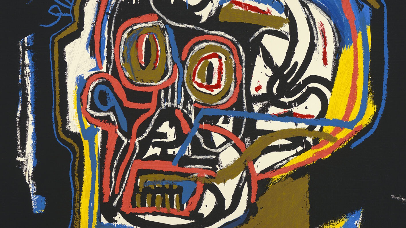 Sounding the Visual: Jean-Michel Basquiat and Early Hip-Hop