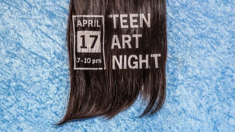 Teen Art Night 2020