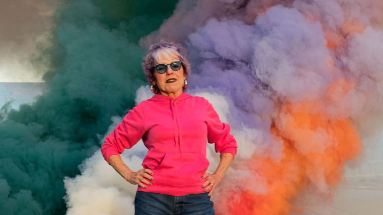 Judy Chicago In Conversation with Bill Fox