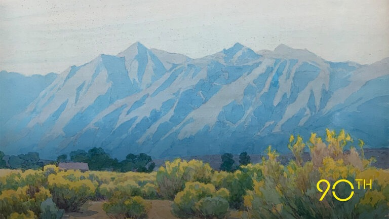 A Closer Look: Landscapes in Nevada
