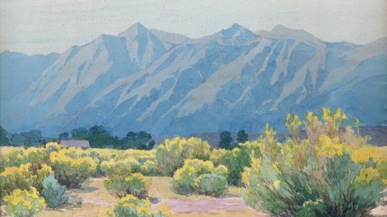 En Plein Air: Outdoor Painting Sessions at the Wilbur D. May Arboretum