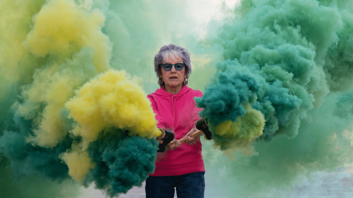 SOLD OUT – Softening the Land Art Scene: Judy Chicago's Atmospheres